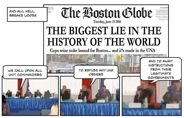 BLACKJACK BOSTON BOMBING