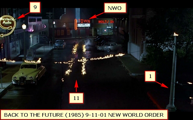 BACK TO THE FUTURE 9-11-01 NWO