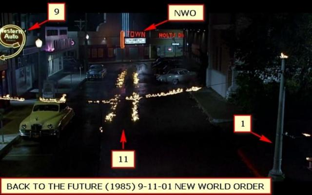 BACK TO THE FUTURE (1985) NWO 9-11-01 (A1)