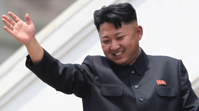Kim Jong-un M5